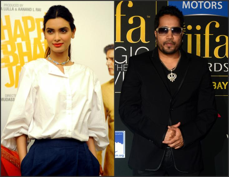 Diana Penty Slams Mika Singh over His 'Panty' Barb