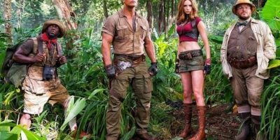 Re-Live Your Childhood Fantasy, The Rock Shared 1st Pic of New Jumanji Movie