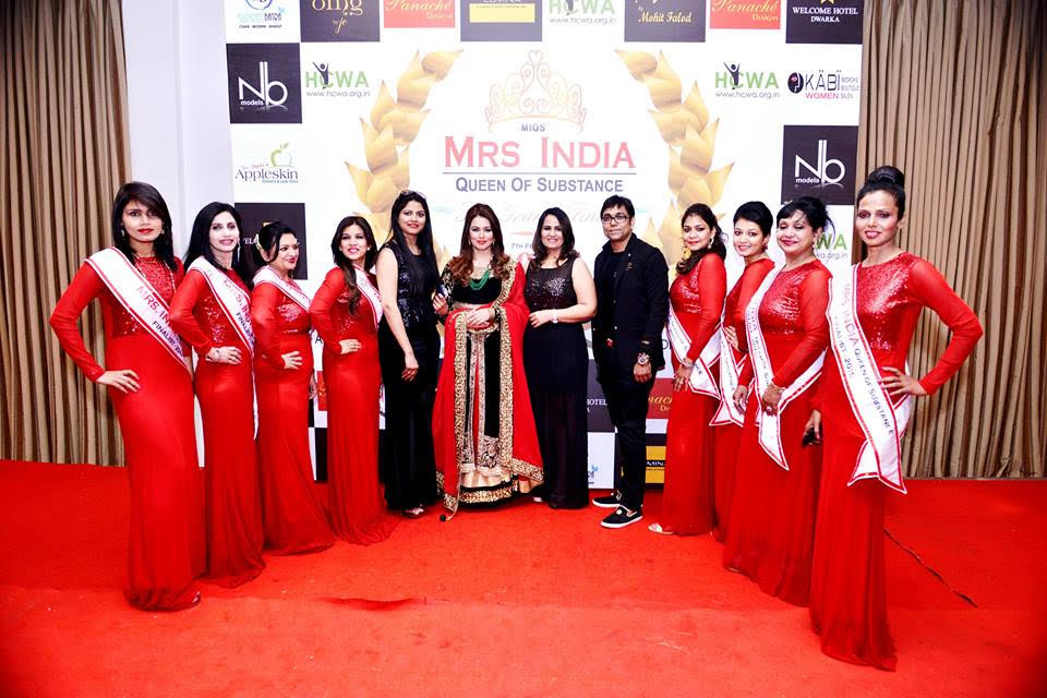 MRS INDIA Earth 2016