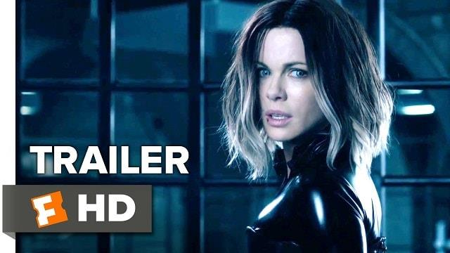 Kate Beckinsale Woos Fans in Underworld Blood Wars Trailer