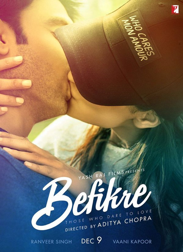 Watch Befikre Trailer : A Tale of Careless Romance