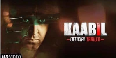 Hrithik Roshan Delivers Thunderous Performance in Kaabil Trailer