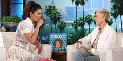 OMG! Priyanka Chopra took Tequila Shots on Live TV