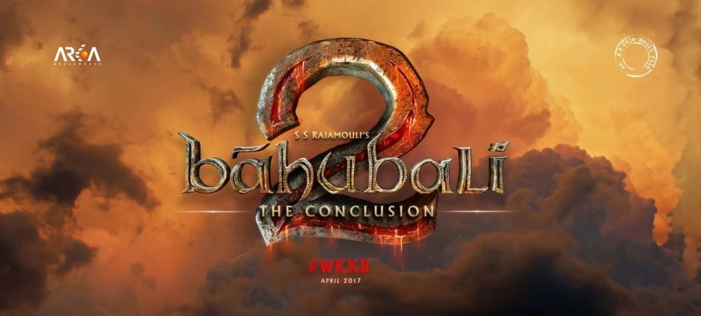 Bahubali: The Conclusion, Curtains to Be Lifted On 22 October