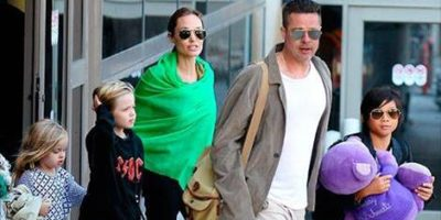 Brad Pitt Joins His Children First Time After Split with Angelina Jolie!