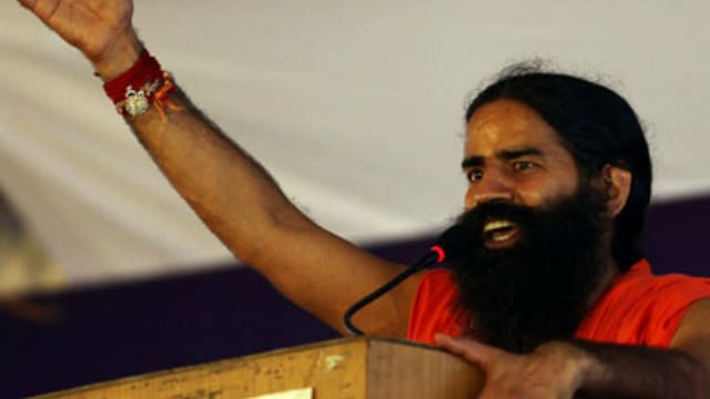 Baba Ramdev comes down hard on the Triple Talaq law