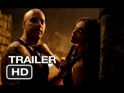Deepika Padukone is looking fabulous with Vin Diesel in her Hollywood Debut Movie xXx: Return of Xander Cage