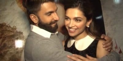 Deepika Padukone Has a Soft Corner for Ranveer Singh