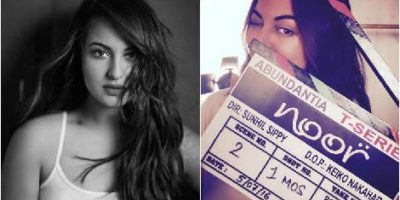 Sonakshi sinha is all set to create a buzz with Noor