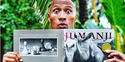 Dwayne Johnson Shares Power-packed New Insta Pics with Fans