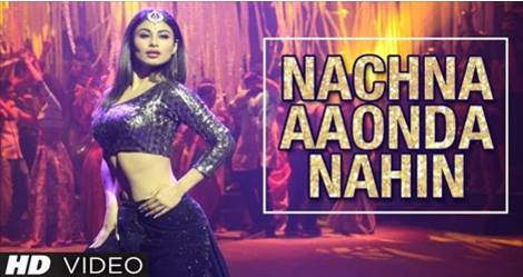 Watch: Mouni Roy Suprises Fans With Her Hot Dance in Tum Bin 2