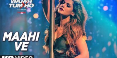 Mahi Ve - Making of Wajah Tum Ho video song; Zarine turns a pole dancer
