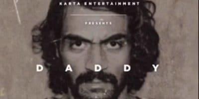 Arjun Rampal Shares His Next Film Daddy First Look on Instagram