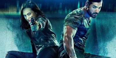 Force 2 Movie Review- John Abraham and Sonakshi set the screen on fire