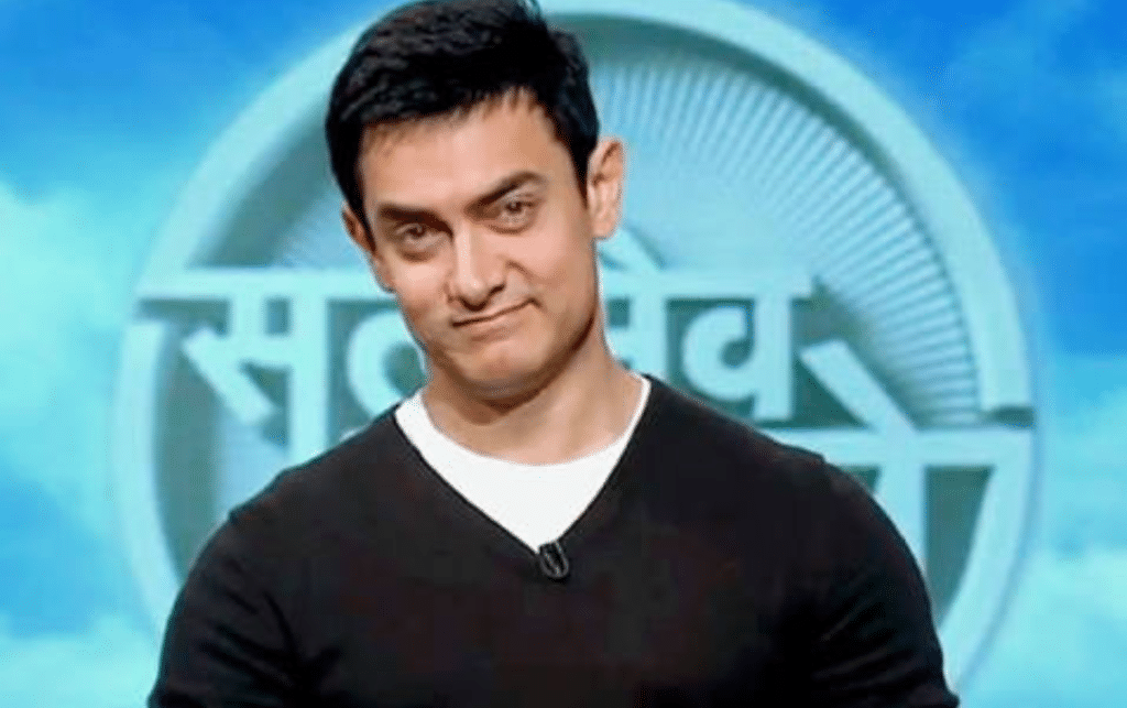 Dear Aamir Khan, it is time you stop being a charlatan!