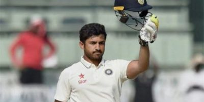 The Incredible Journey of Karun Nair