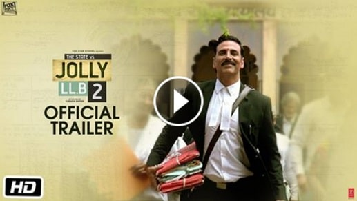 Must Watch Now: Akshay Kumar Excels In Jolly LLB 2 Trailer