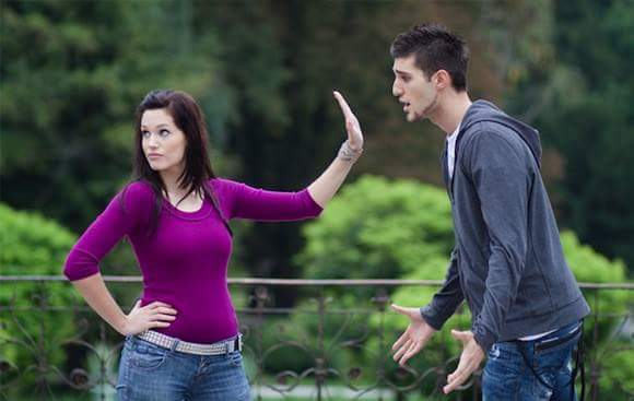 Relationship Goals: How to deal with an egoistic partner?