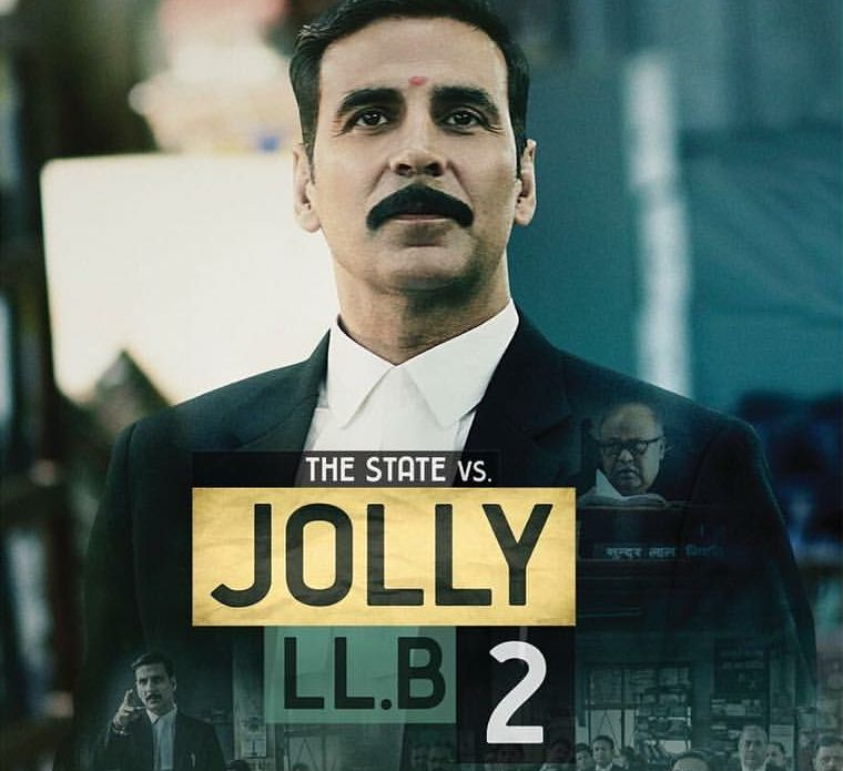 JOLLY LLB 2 : Akshay Kumar Once Again Proved His Brilliance!!