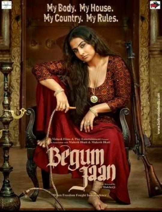 Begum Jaan Review : It is not your average dose of weekend fun