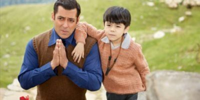 Tubelight review. Salman Khan steals the show.