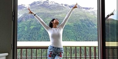 See Pics : Hot Sonal Chauhan is melting swiss alps