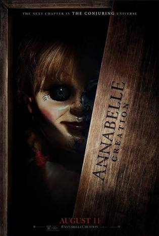 Annabelle Creation movie review - one time watch for a few scary kicks