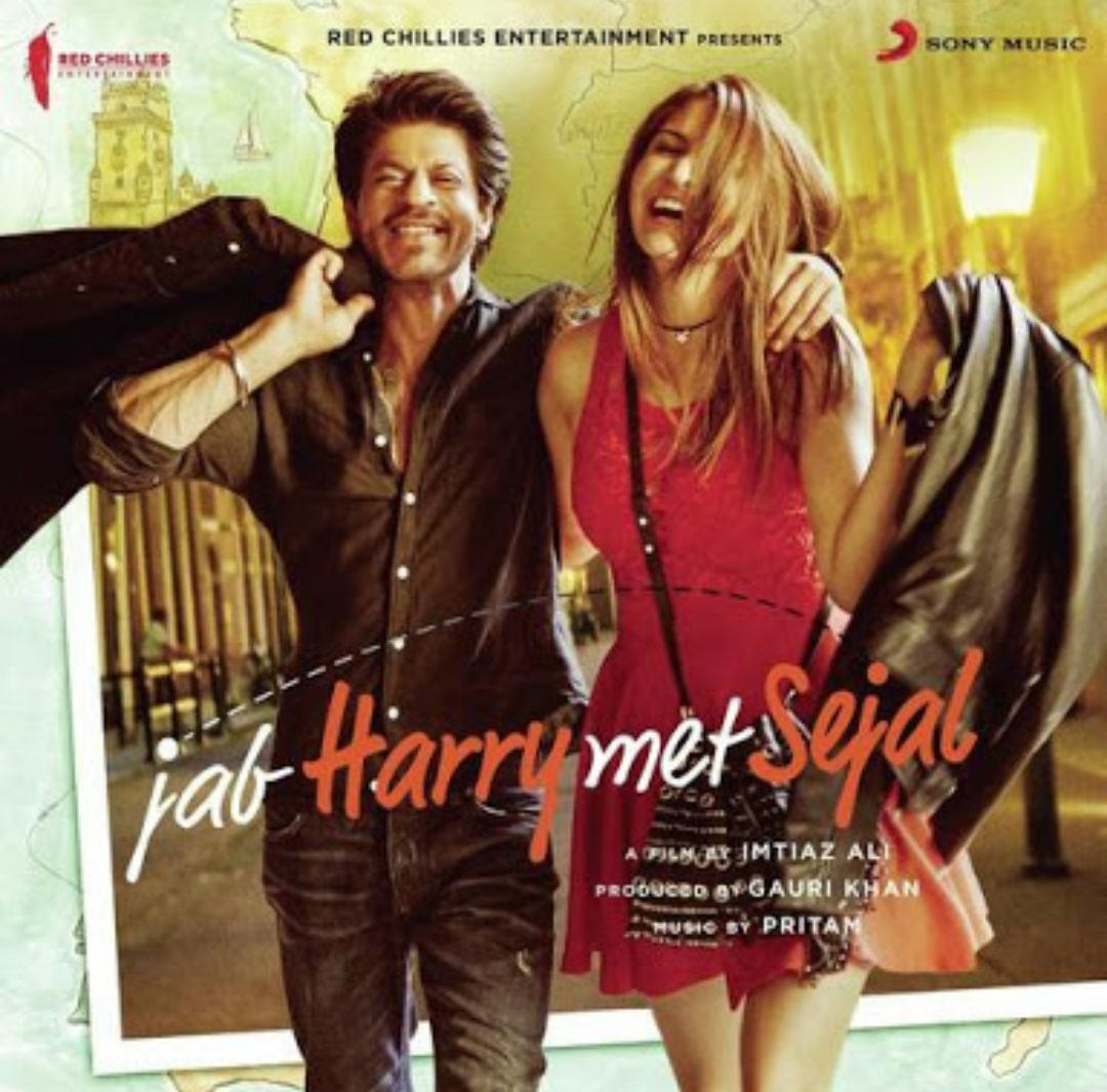 Jab Harry Met Sejal : watch picturesque journey of Shah Rukh Khan & Anushka Sharma