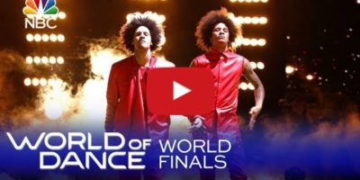 Les Twins win NBC's World of Dance season 1