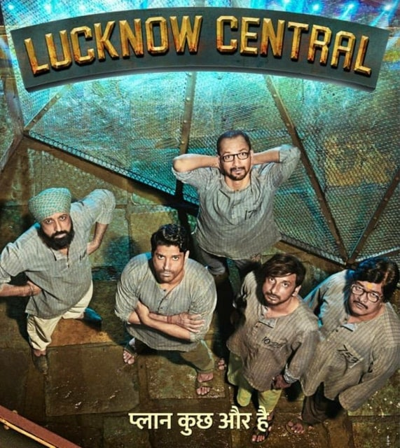Lucknow Central Review : Farhan Akhtar's jail break is a one time watch